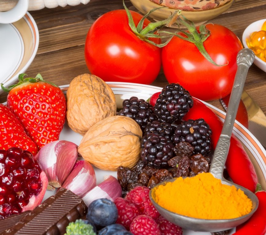 Antioxidantien – Retter in höchster Not