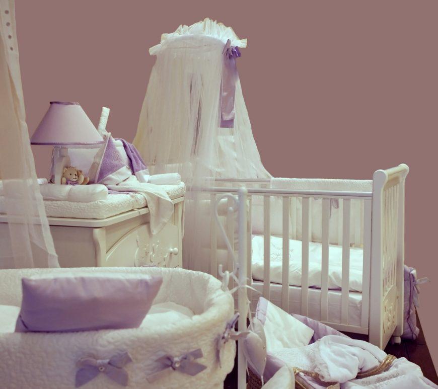Zimmer für Neugeborene