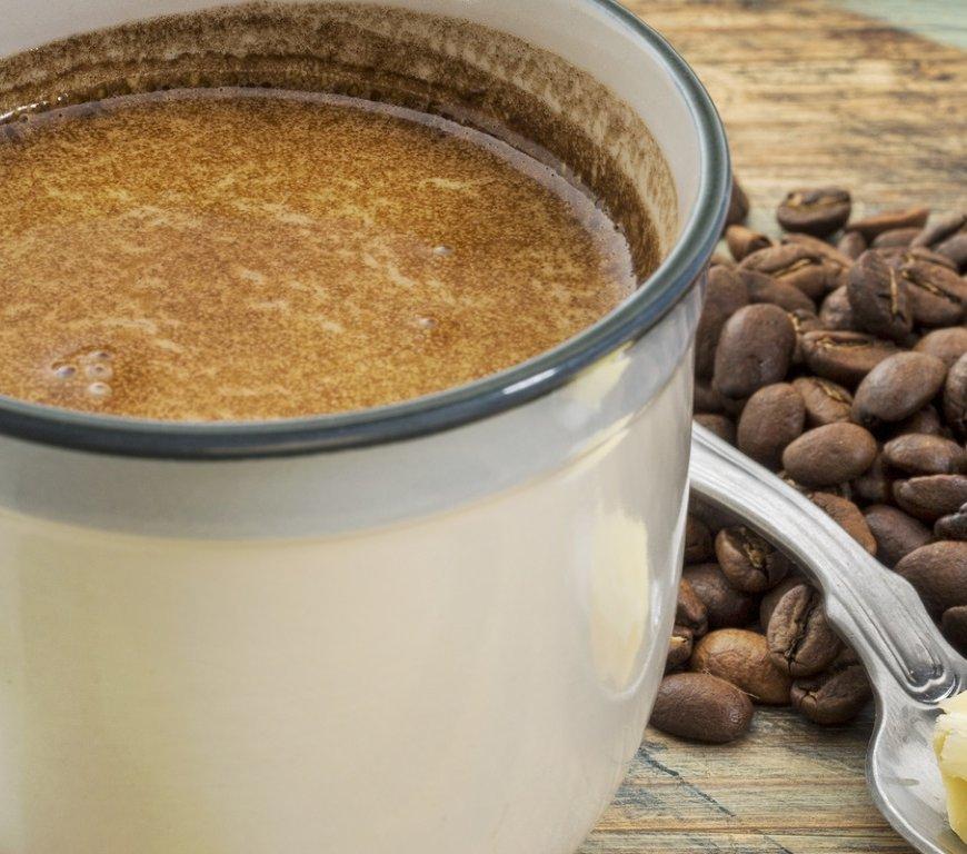 Butterkaffee - neuer Trend soll Fett zum Schmelzen bringen