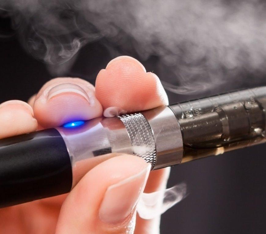 Die E-Zigarette: Nur Nichtrauchen ist gesünder