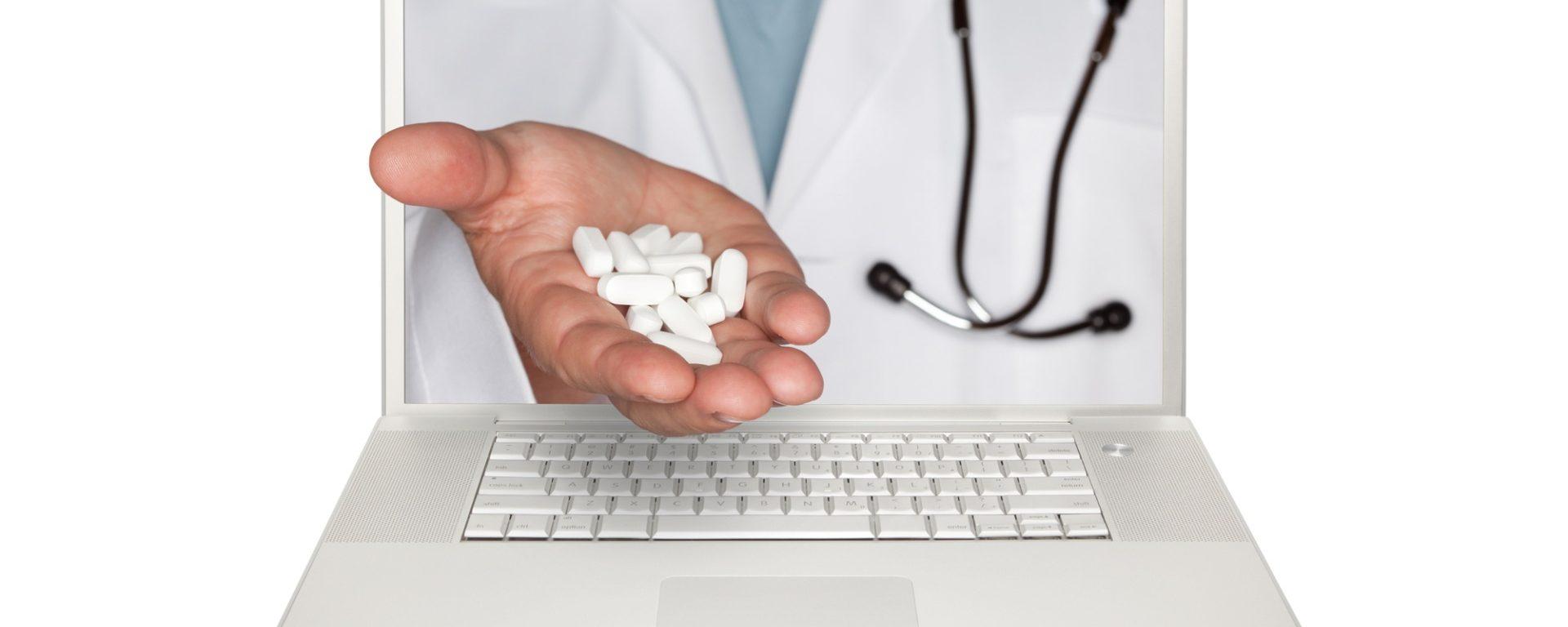 Für mehr Sicherheit beim Online-Kauf von Medikamenten: EU-Versandhandelslogo