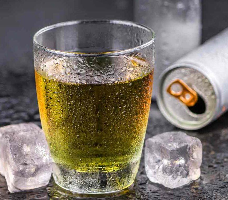 Energydrinks sind schädlich