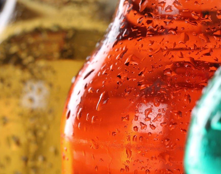 Erfrischungsgetränke sind überzuckert