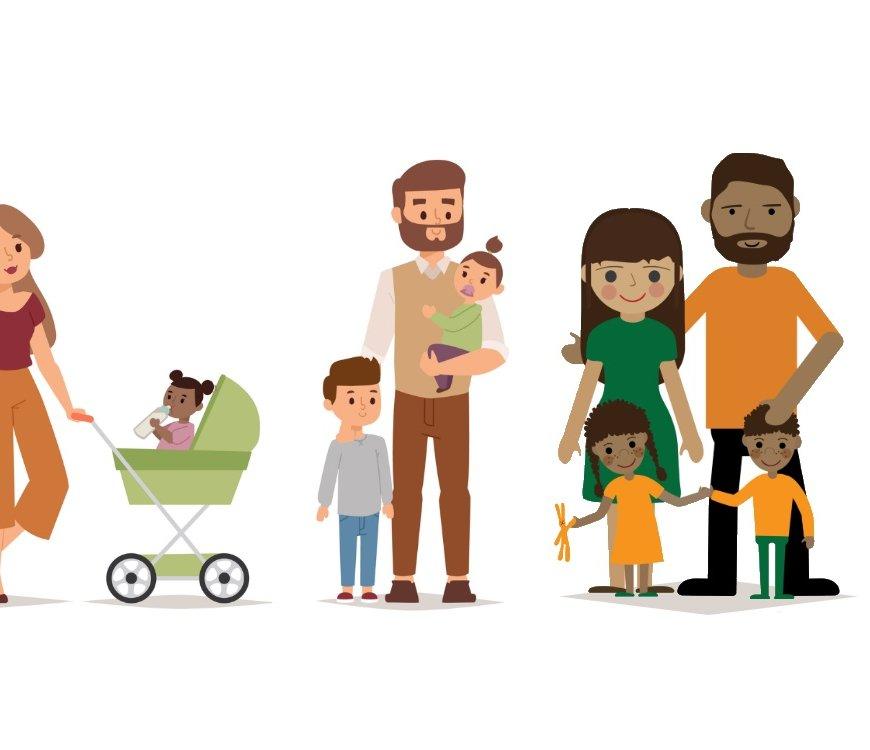 Die Familie im Wandel der Zeiten