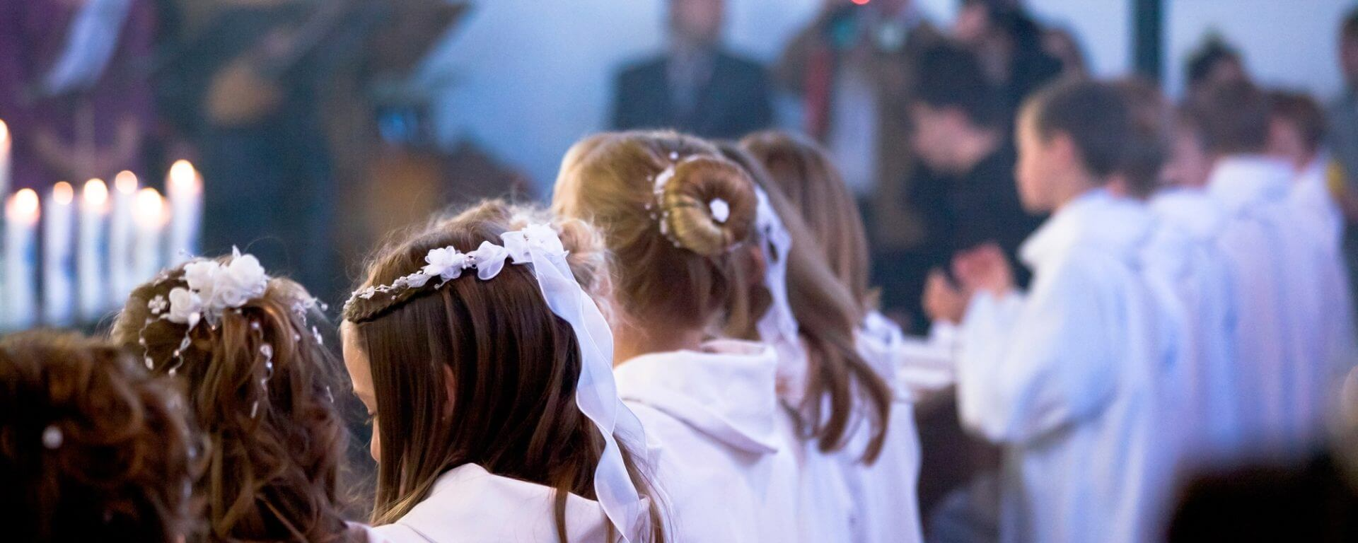 Jugendweihe ist das Fest nicht religiöser Eltern.