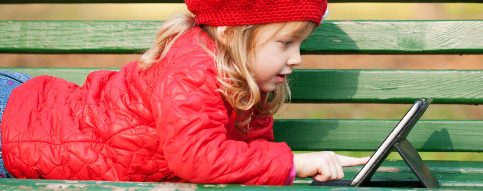 Kinder im Netz mit Verantwortung
