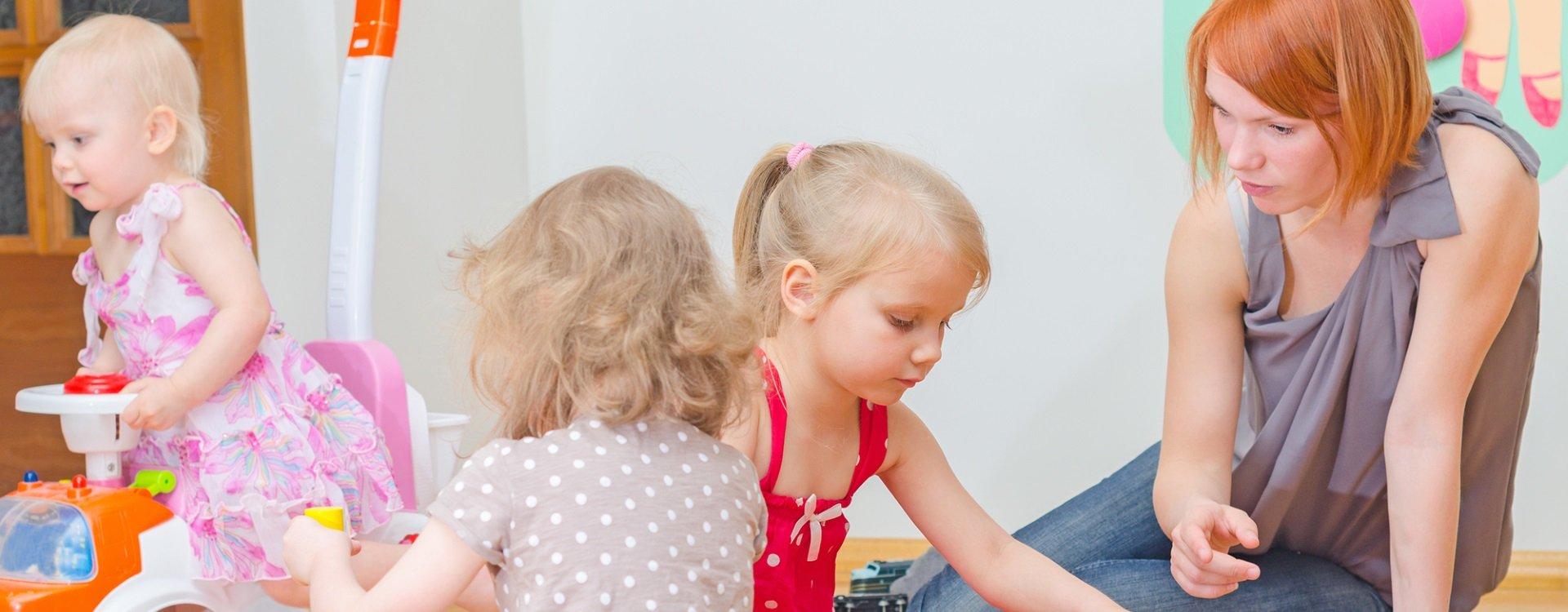 Tagesmutter oder Kindergarten – ihr müsst euch wohlfühlen