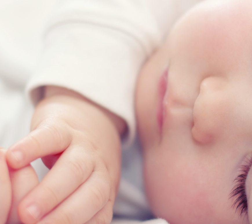 Die Angst vor dem plötzlichen Kindstod