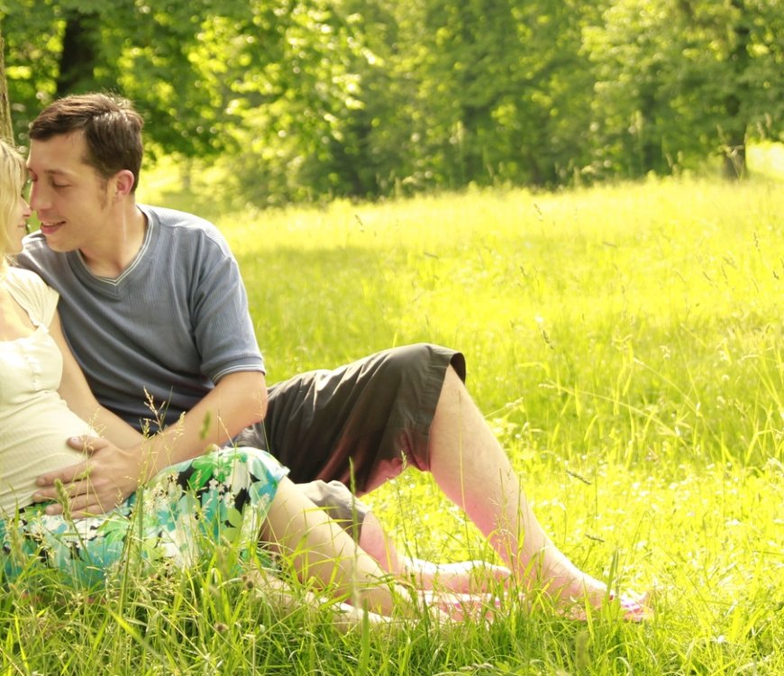 Rolle der Männer bei der Schwangerschaft