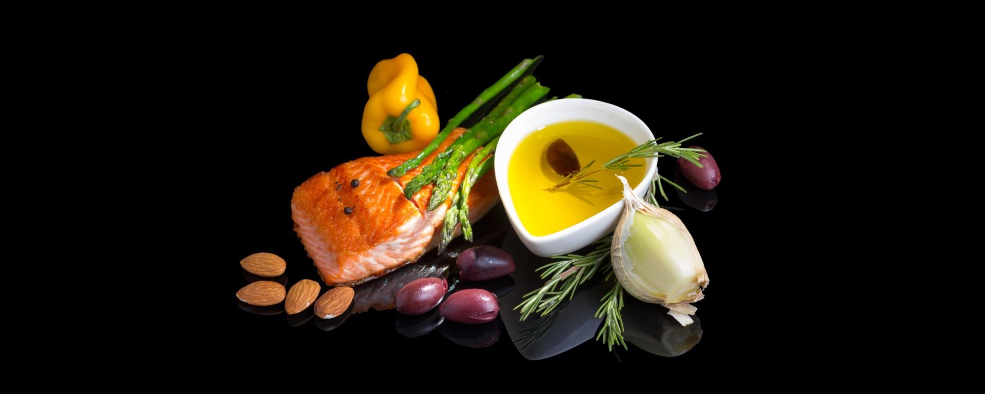 Mediterrane Ernährung bringt gesundheitliche Vorteile