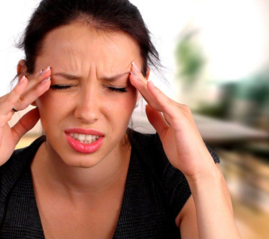 Eine Migräne hat drei bis vier Phasen
