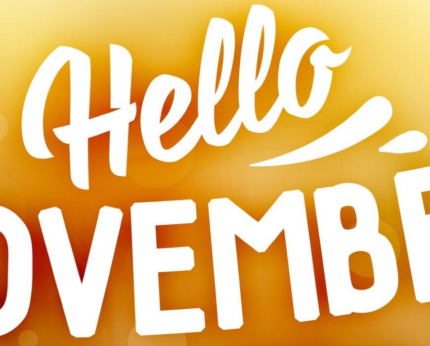 Neue Welt im November