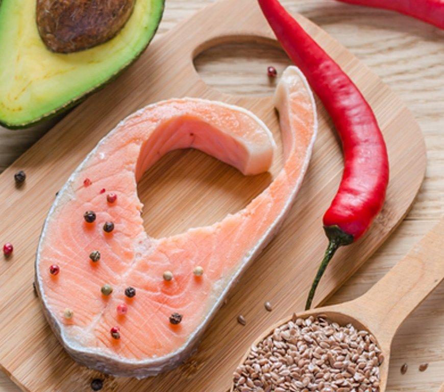 Omega-3-Fettsäuren dienen als Vorläufersubstanz