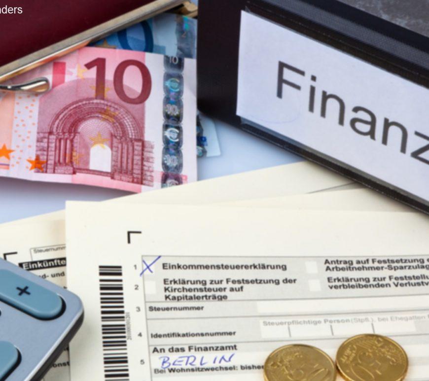 Pflegekosten bei der Steuererklärung