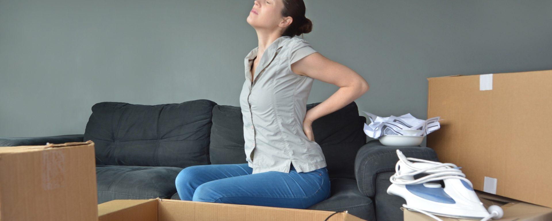 Rückenschmerzen werden unzureichend behandelt