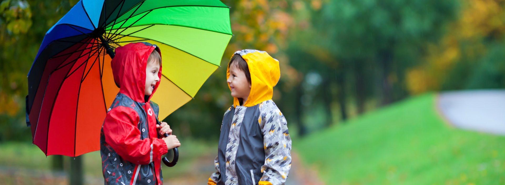 Hochwertige Regenjacken