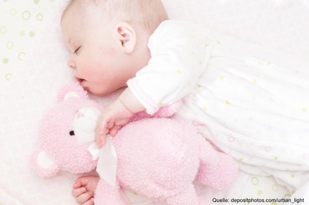 Schlaf bei Babys und Kleinkindern