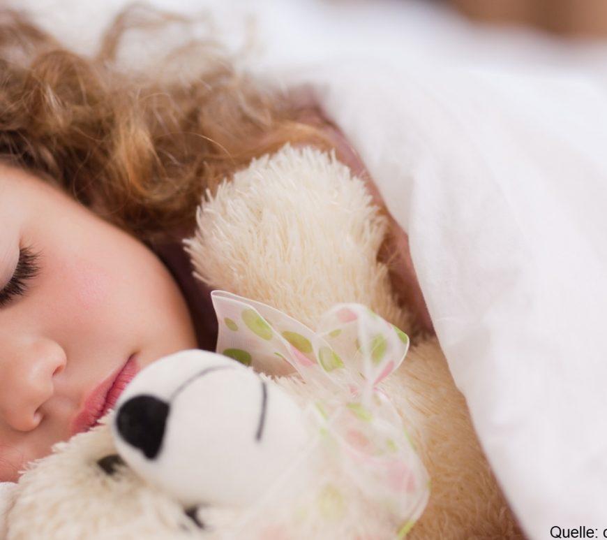 Feste Schlafrituale helfen Kleinkindern einzuschlafen