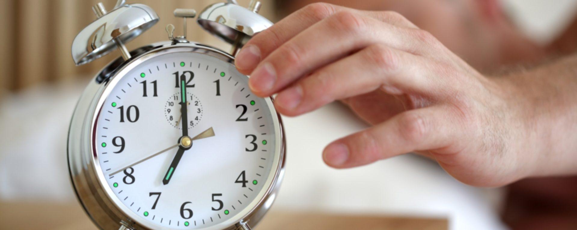 Schlafstörungen-Wecker