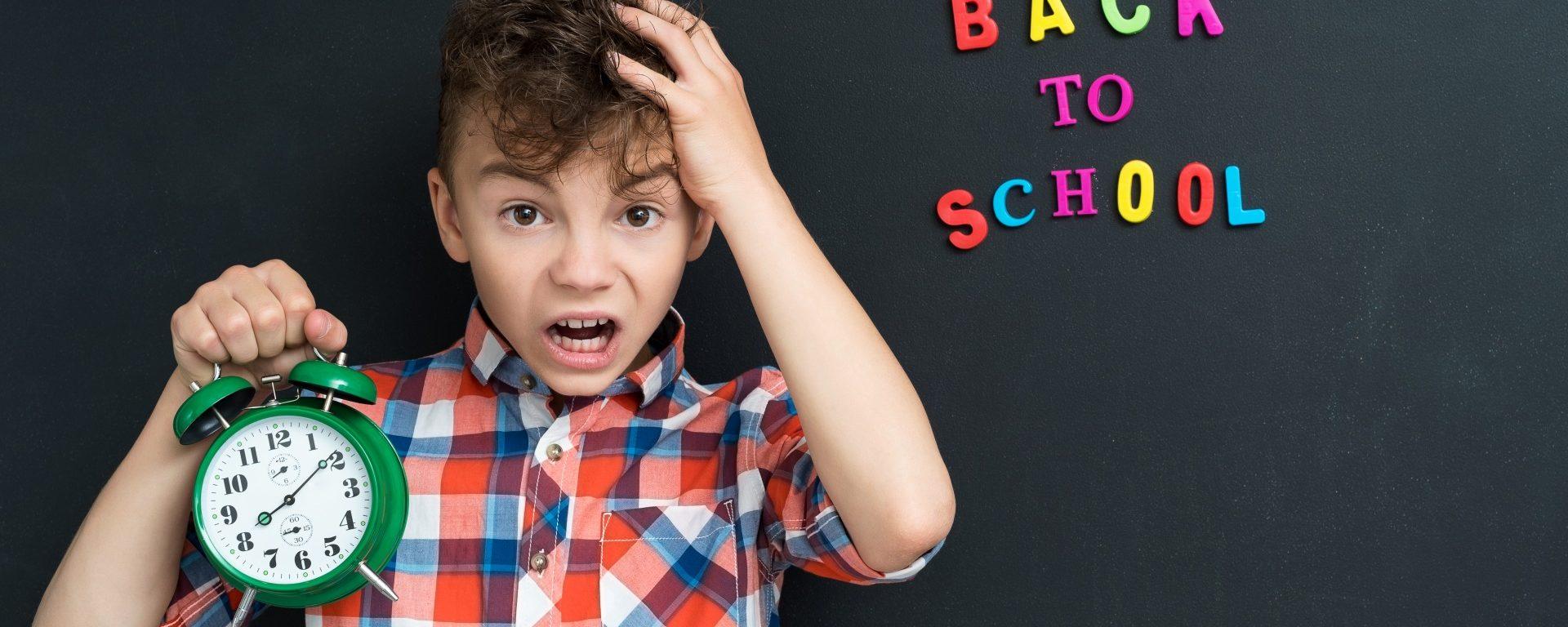 Werden Kinder von ihren Eltern zu sehr gestresst?