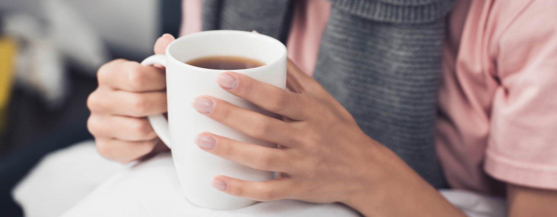 Tee bei Erkältung hilft