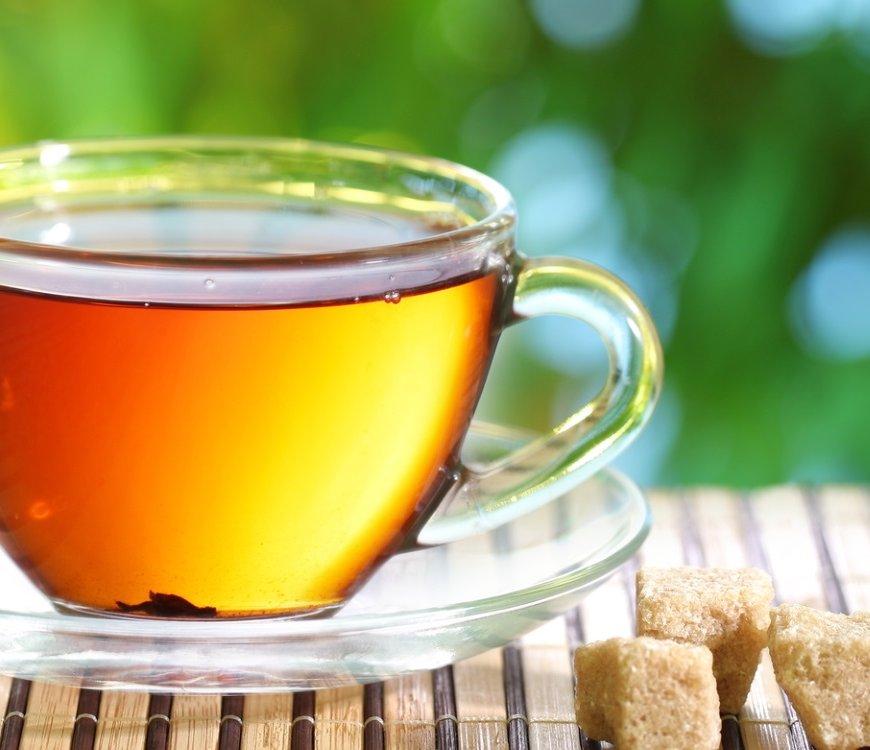Die Zubereitung von Tee