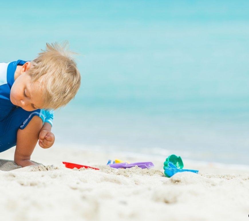 So gelingt der Urlaub mit Kleinkindern