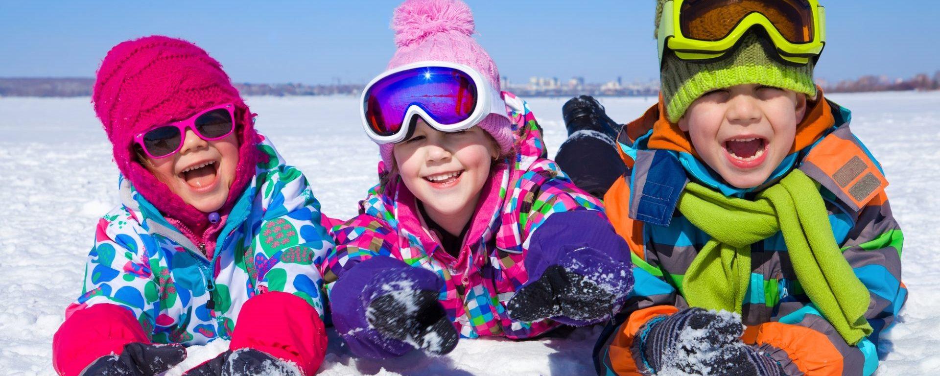 Winterkleidung - Im Winter muss es praktisch sein