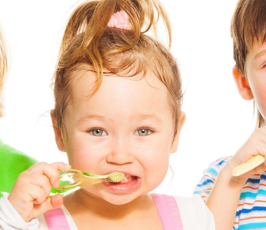Ausgewogene Ernährung für Zähne wichtig