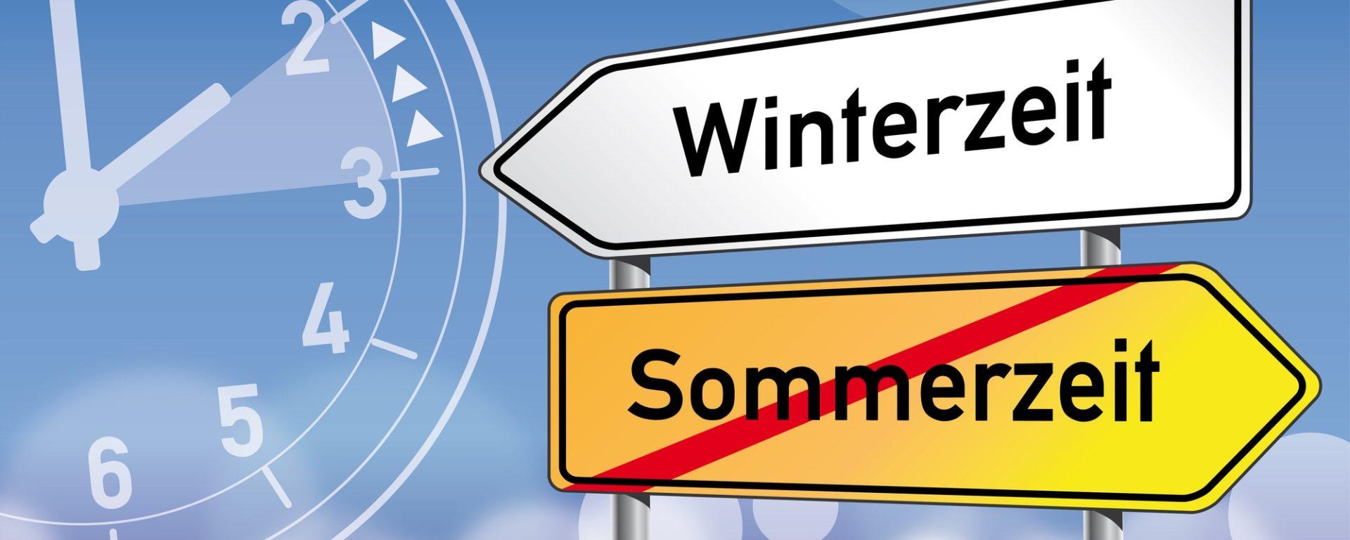 Wer hat an der Uhr gedreht: Zeitumstellung auf Winterzeit!
