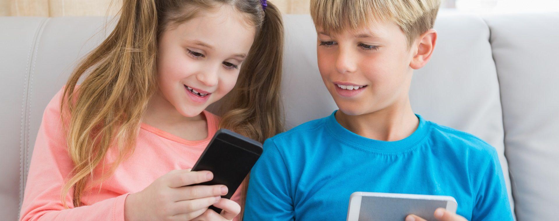 Apps für Kinder können bilden