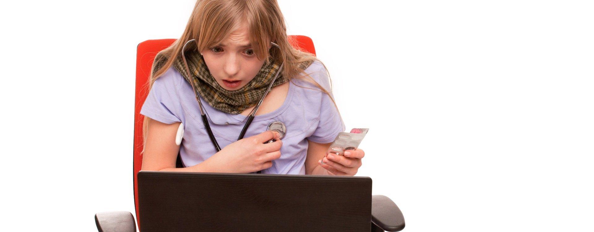 Cyberhondrie: Krankheiten googlen macht süchtig