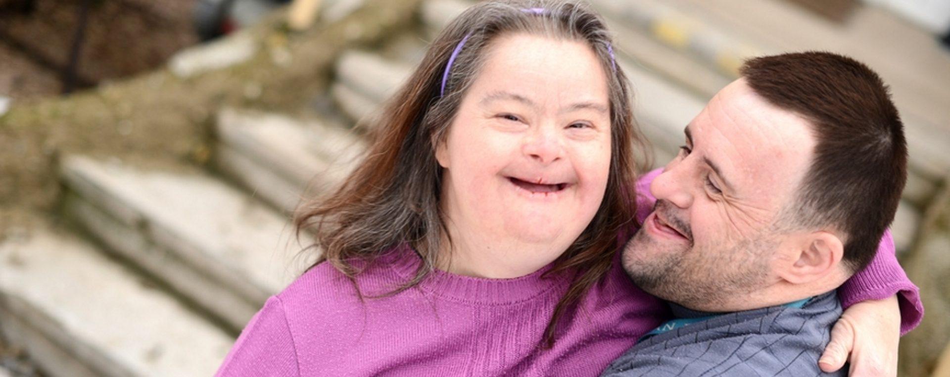 Menschen mit Behinderung sehen anders aus
