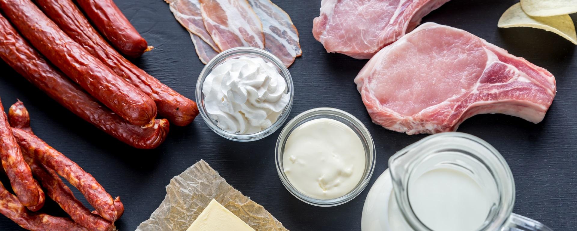 Gesättigte Fettsäuren reduzieren