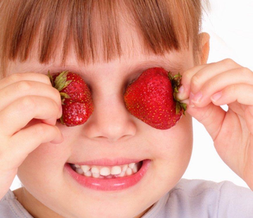 Gesunde Naschereien für Kinder