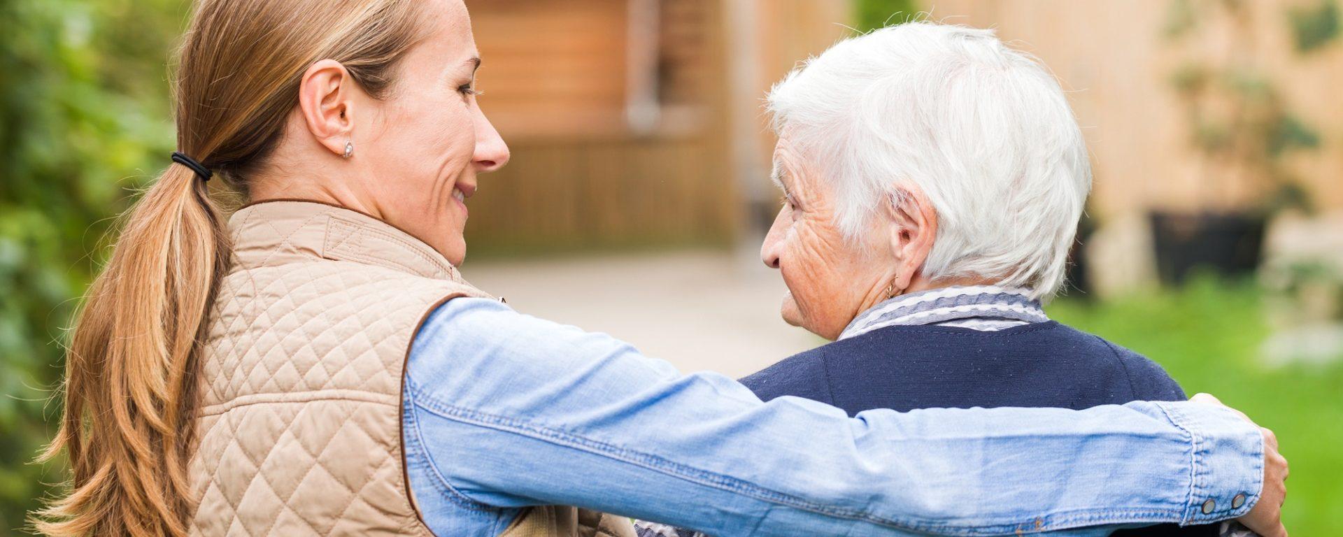 Häusliche Pflege von Angehörigen