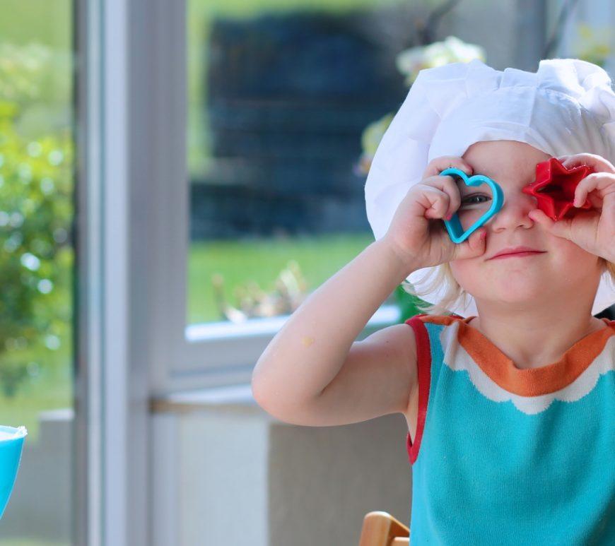 Sicher kochen mit Kindern – Gefahrenstellen in der Küche