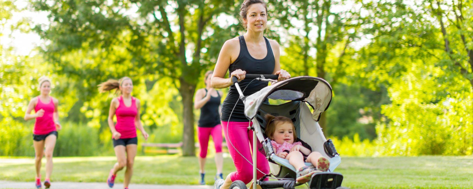 Mamirobic - Trendsport mit Kinderwagen