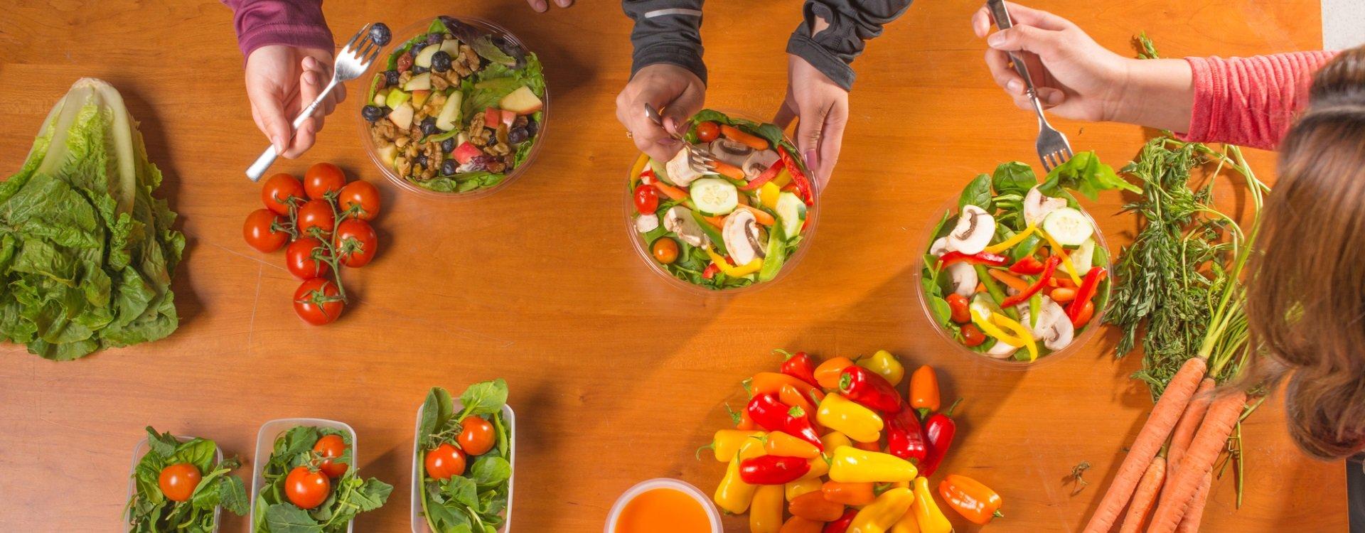 Meal Prep – Die Alternative zu Fast- und Junkfood