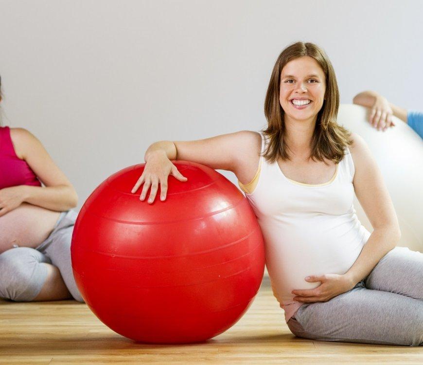 Pilates hält Körper fit