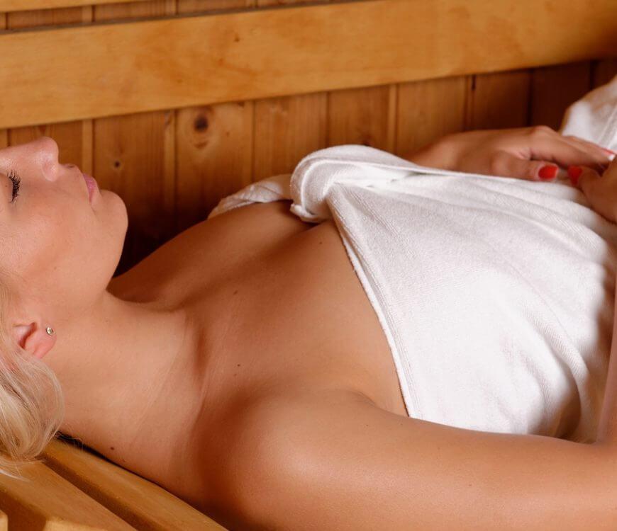 Wie gut ist Saunieren für den Körper?