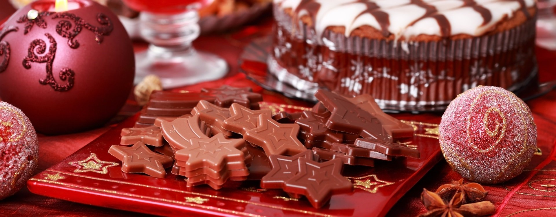 Schokolade ist eine der beliebtesten Süßigkeiten