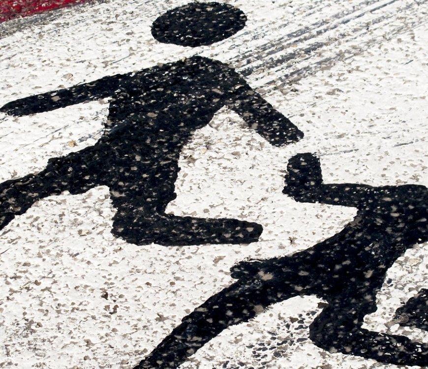 Sicheres Verhalten im Straßenverkehr