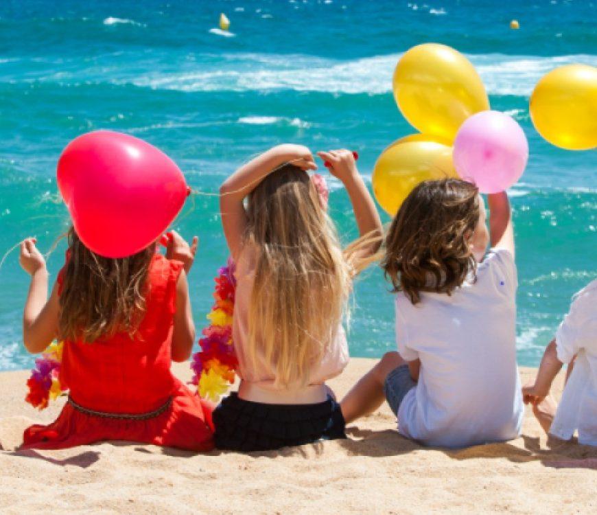 Sommer mit Kindern