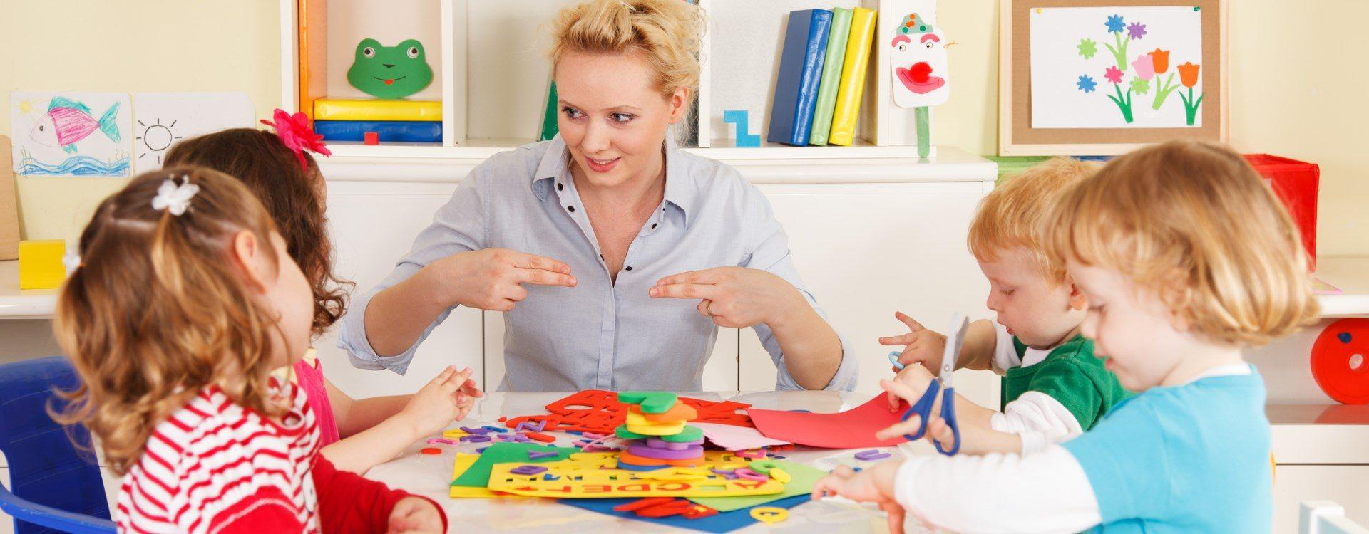 Kinderbetreuung U3-Bereich
