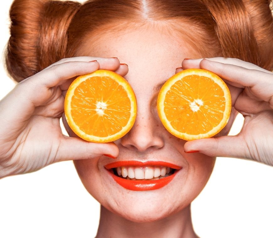 Wofür Vitamin C gut ist